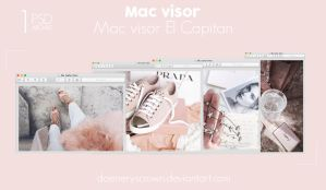 Mac Visor .PSD by daeneryscrown