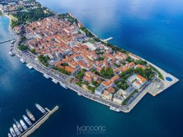 Morning in Zadar by ivancoric