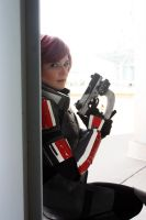 shepard by bodysnatched