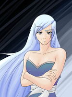 RWBY: annoyed Weiss by sketchingchaos