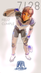 VLD | tribute to blue