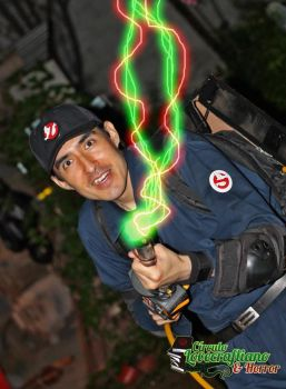 Real Ghostbuster 4 by KronnangDunn