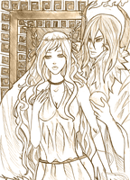 Hades and Persephone _ be my queen by SoulOfPersephone