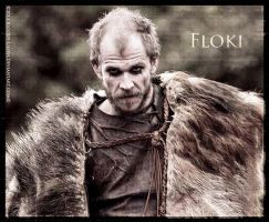 Floki by Bloody-lilith