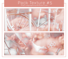 [180612] PACK TEXTURE #5 - LITTLE FIRE by MyungYoung