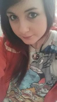 Totoro Top! Guess My Age :P by shannon77