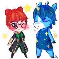 ACNL Commission 7 by OMGProductions