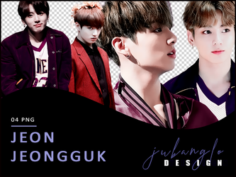 [BTS] Jungkook - png by JuBangLo