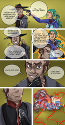 Cain and Mabel - chapter 1 pg 30 by SilverVanadis