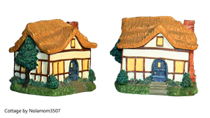 Cottage by Nolamom3507