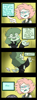 Captured Pearl page 5 by GagPal3