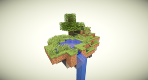 grass land island by conner2802