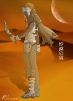 Desert Rogue by minties by siamgxIMA