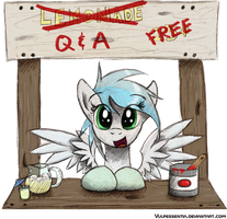 Patch's Q and A by Vulpessentia
