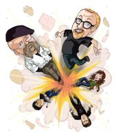 MythBusters by Aneyana