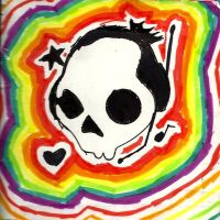 Awesome Skull by StygianRecluse