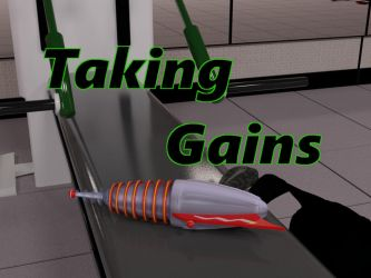 Taking Gains by AdiabaticCombustion
