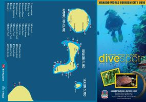 Manado Dive Spots Front by farlydapamanis