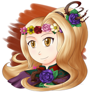 .:Nature's Flower Child:. by RS-V22