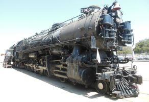Union Pacific 4-12-2 by rlkitterman