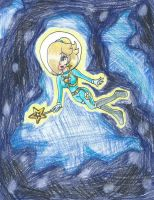 Rosalina in Space by LilacPhoenix