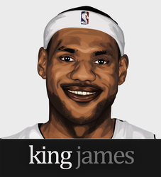King James by TheArtofDesigning