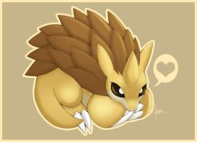 Happy Sandslash is Happy