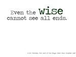 Quotes: Wise by lost-her-marbles