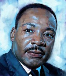 MLK by carts
