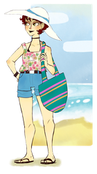 Summer is upon us! by Coffee-sama