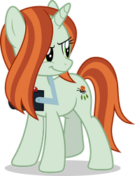 Mlp Fim Fake Shutter Bug (...) vector by luckreza8
