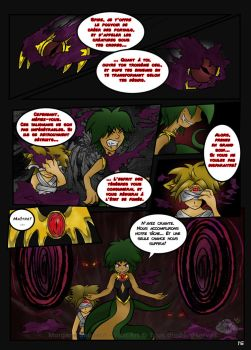 Link Adventure page 15 - The Prologue by YukiArtOfficiel
