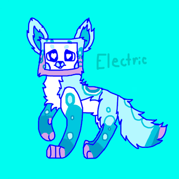 Electric Friendo by Stripe-The-Badger