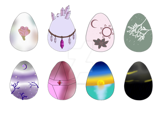 Collab Egg Adopts 4 -Closed- by CoolDownPage4502