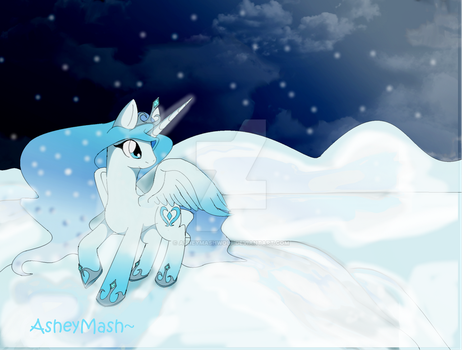 Queen Mother Frost by SizzlePopp