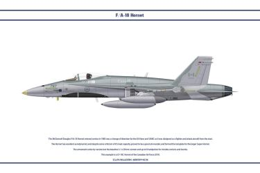 Hornet Canada 1 by WS-Clave