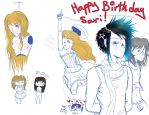 Happy Birthday Sari Poo by ClassyNaru