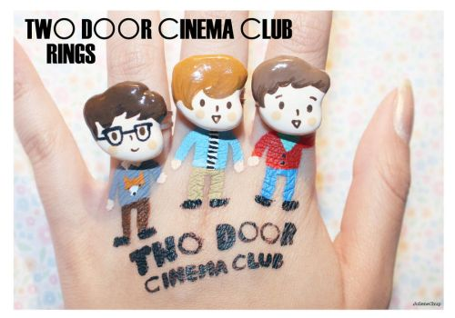 Two Door Cinema Club RINGS by JollenelovesPhoenix