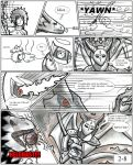 Doragon Konpaku: Book 1: Terrium: Page 2-8 by AxisofDestruction