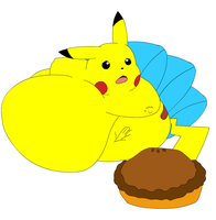 Pika still wants more by Gnight
