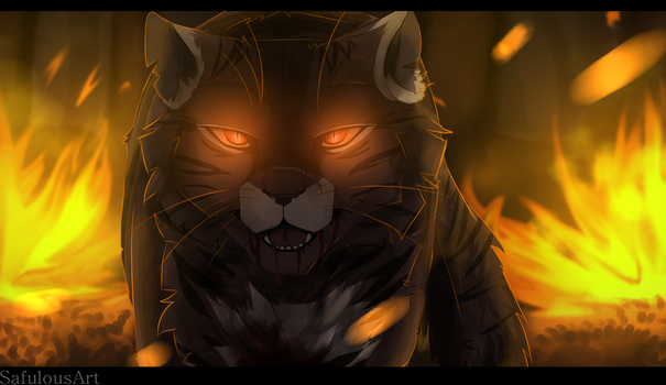 Tigerstar by SafulousArt
