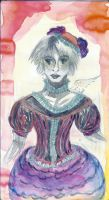 Farscape Archetypes Chiana by LemonHobbit