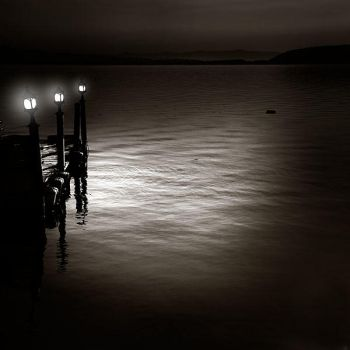 do you know you in the dark? by EbruSidar