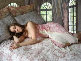 Sleeping Beauty by Enviously-She