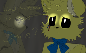 where is it....? by yinTHEanimatronicCAT