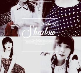 + S H A D O W - PSD #3 by FlawlessHappiness