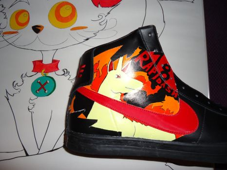 Pokemon shoes right by Electricb7