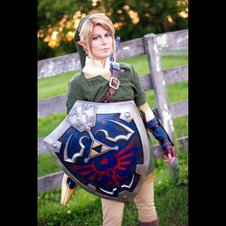 Twilight Princess Link by CosplayBanzai