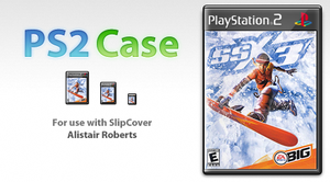 PS2 SlipCover by alistair221