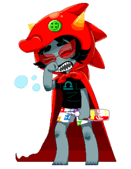 Terezi Pixel by rap1993